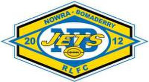 Nowra-Bomaderry Jets - Image: Nowra Bomaderry Jets