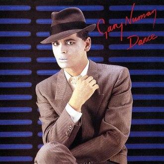Dance (Gary Numan album) - Image: Numan dance