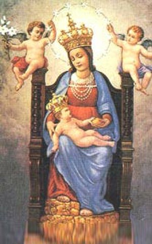 Our Lady of Ipswich - Our Lady of Ipswich, now venerated in Nettuno, Lazio, Italy