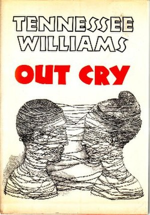 Out Cry - First edition (publ. New Directions, 1973)