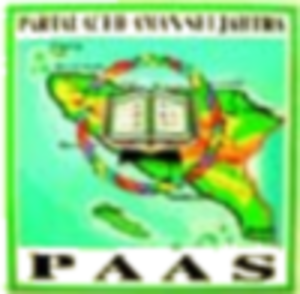 Prosperous and Safe Aceh Party - Image: PAAS Logo
