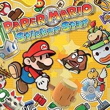 Paper Mario Sticker Star PaperMarioStickerStarCover