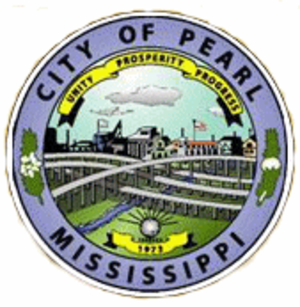 Pearl, Mississippi - Image: Pearl M Sseal