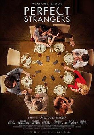 Perfectos desconocidos - Image: Perfectos desconocidos poster