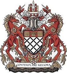 Personal Coat of Arms of Governor General of Canada David Lloyd Johnston.jpg
