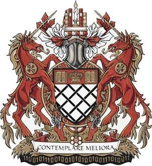 Personal Coat of Arms of Governor General of Canada David Lloyd Johnston