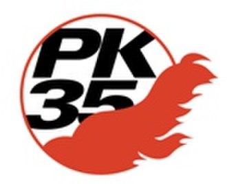 PK-35 Vantaa - Image: Pk 35logo