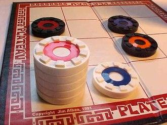 Plateau (game) - Image: Plateau Close
