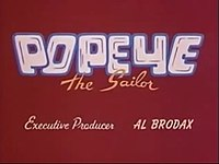 Picture of a TV show: Popeye The Sailor