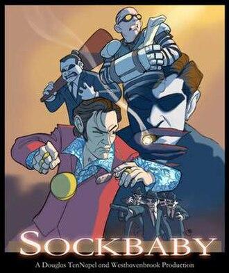 Sockbaby - Promotional poster