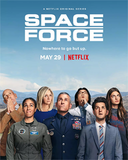 <i>Space Force</i> (TV series) American television series