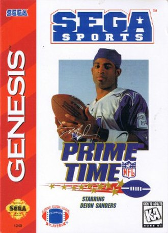 Prime Time Football '96 - Image: Prime Time Football '96