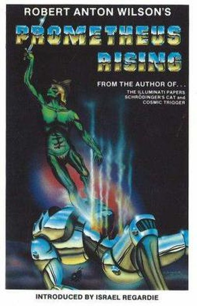Picture of a book: Prometheus Rising