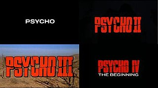 1960-1990 Four films directed by Alfred Hitchcock, Richard Franklin, Anthony Perkins and Mick Garris