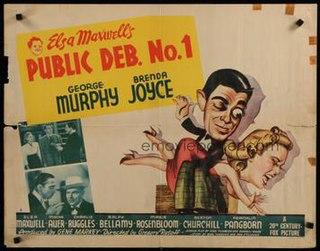 <i>Public Deb No. 1</i> 1940 film by Gregory Ratoff