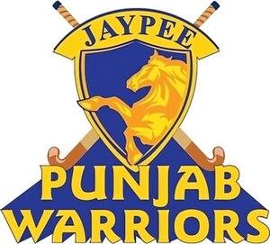 Punjab Warriors - Image: Punjab Warriors Logo