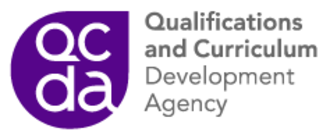 Qualifications and Curriculum Development Agency - Image: QCDA logo