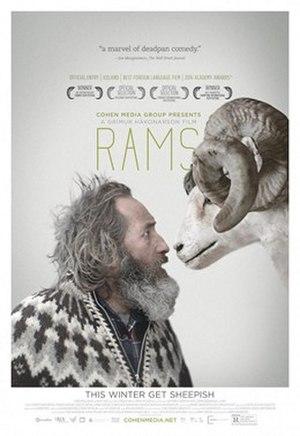 Rams (2015 film) - Film poster