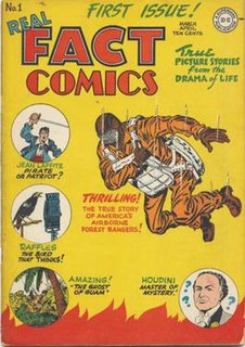 Ongoing historical comics series published by DC Comics, 1946-1949
