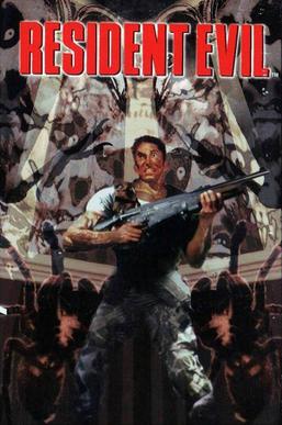 Resident Evil 1 cover
