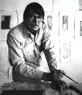 Richard Diebenkorn American painter