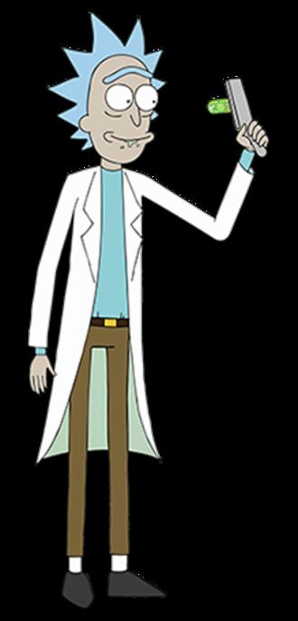 Rick Sanchez (Rick and Morty) - Image: Rick Sanchez