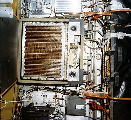 S150 instrument for galactic X-Ray mapping, sent up with Skylab 3 S150GalacticX-RayMapping.jpg