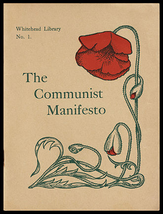 Socialist Party of Canada - Cover of a pamphlet published during the years of World War I by the Socialist Party of Canada due to a ban on the publications of American Marxist publisher Charles H. Kerr & Co.