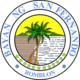 Official seal of San Fernando