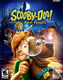 Scooby-Doo! First Frights - Wikipedia on scooby doo greatest mysteries vhs, scooby doo logo, scooby doo green ghost, scooby doo mystery adventures, scooby doo red beard, scooby doo mystery mansion, scooby doo mystery sega genesis, scooby doo games, scooby doo dvd, scooby doo and the cyber chase, scooby doo unmasked,