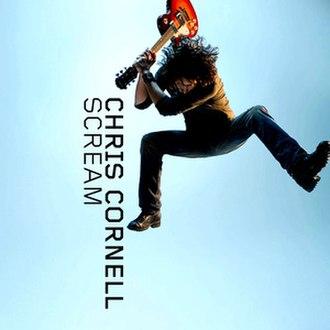 Scream (Chris Cornell album) - Image: Scream 2