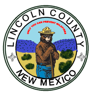 Lincoln County, New Mexico - Image: Seal of Lincoln County, New Mexico