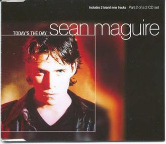Today's the Day (Sean Maguire song) - Image: Sean Maguire Today's the Day CD2