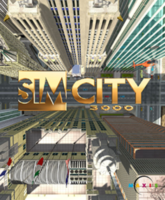 SimCity 3000 - Image: Sim City 3000 Coverart