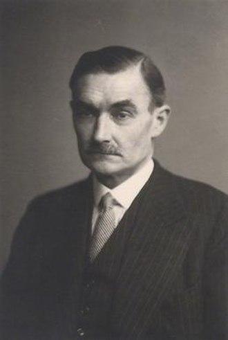 Alan Lascelles - Lascelles in 1943