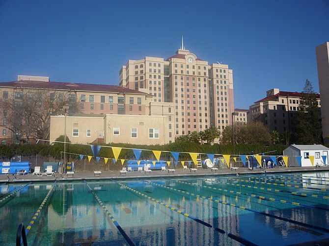 Sjsu swimming pool