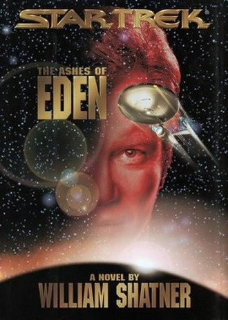 The Ashes of Eden - Image: Star trek the ashes of Eden