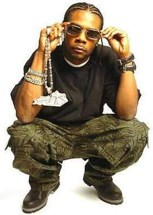 Static Major - Image: Static Major