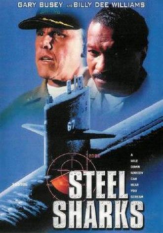 Steel Sharks (film) - DVD cover