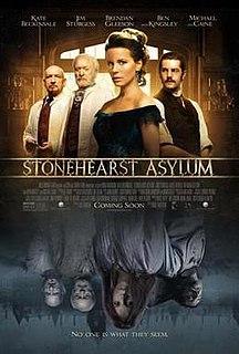 <i>Stonehearst Asylum</i>