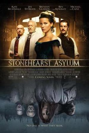 Stonehearst Asylum - Teaser poster