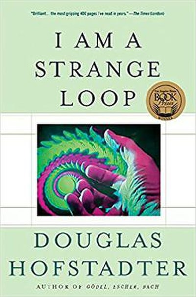 Picture of a book: I Am A Strange Loop