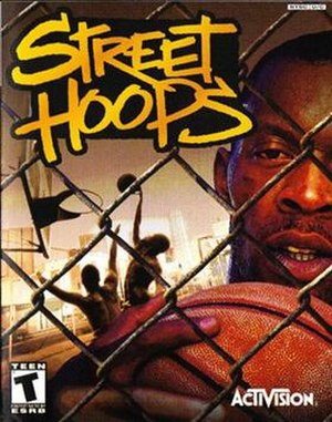 Street Hoops - North American cover art