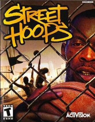 Street Hoops - North American cover art