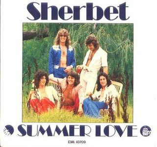 Summer Love (Sherbet song) single by William Shakespeare