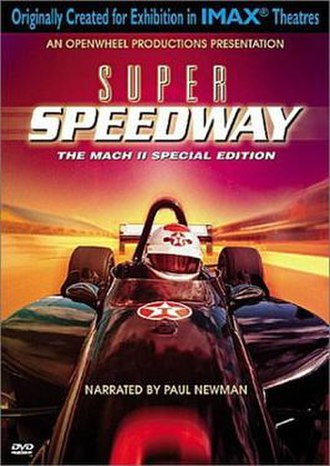 Super Speedway - Image: Superspeedwaydvd