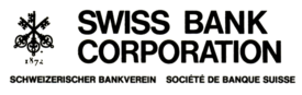 Swiss Bank Corporation logo