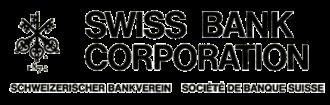 Swiss Bank Corporation - Swiss Bank Corporation logo (c. 1973)