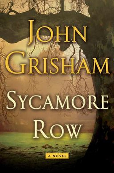 Picture of a book: Sycamore Row