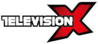 Television X logo from 2009-present